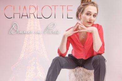 Das Cover zur neuen Single von Sängerin Charlotte.