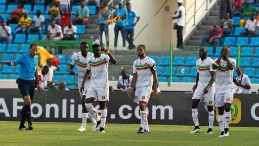Malis Nationalteam ist von der Suspendierung betroffen