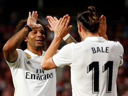 Marcelo und Bale mit Trainer-Entscheidungen unzufrieden