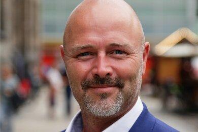 Nico Köhler, seit 2014 politisch aktiv, ursprünglich bei der CDU.