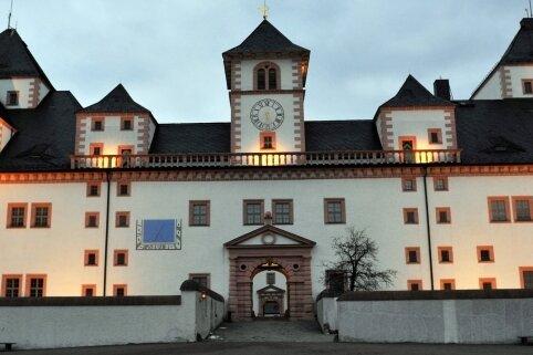 Das Jagdschloss Augustusburg wird sich wahrscheinlich nicht mit dem Welterbe-Titel schmücken können. Die Bezüge zum Montanbergbau sind wohl nicht groß genug.
