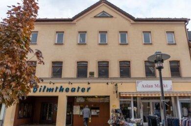 Das frühere Rock-Kino in Falkenstein ist in Dresden nicht versteigert worden.