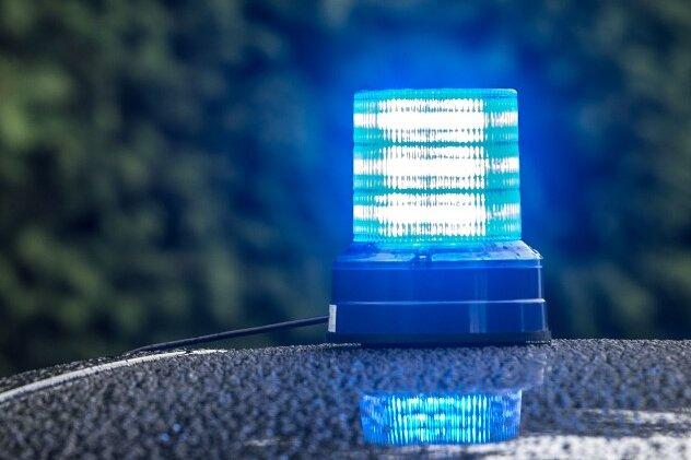 Lamborghini-Traktoren von Zwönitzer Firmengelände gestohlen