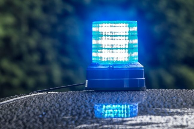 Einbrecher werfen Tresor in Leipzig aus viertem Stock