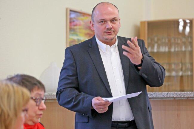 Sven Wöhl - Betriebsleiter