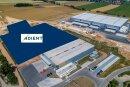 Das Baufeld für das Werk im Industriegebiet Meerane-West. Daneben hat sich DHL angesiedelt.