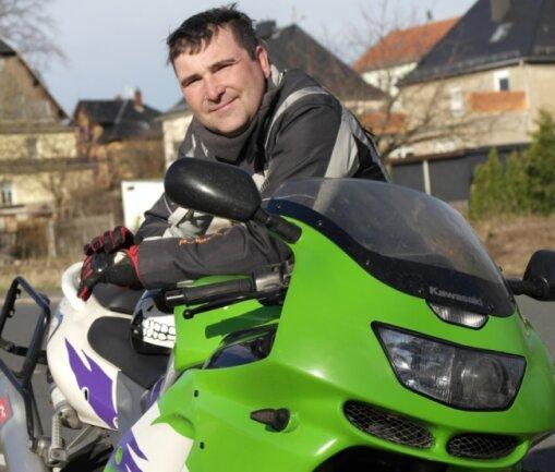 David Rausch, Linke-Kreisrat aus Altgeringswalde, moniert schleppende Prozesse in der Kfz-Zulassungsstelle.