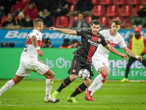 Kevin Volland trifft doppelt gegen Stuttgart