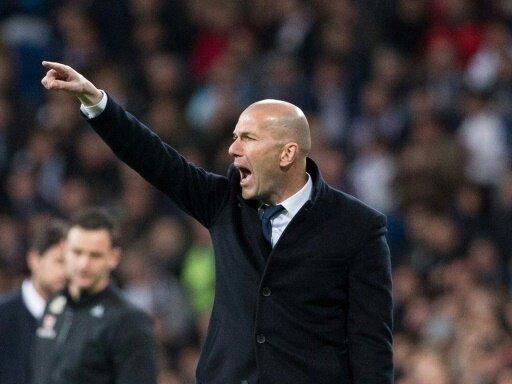 Ancelotti und Lippi sind Zidanes Vorbilder als Trainer