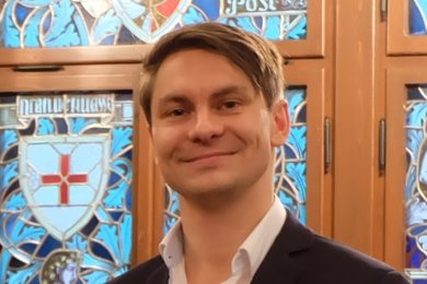 Nico Dittmann - Bürgermeister von Thalheim