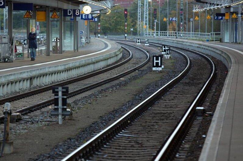 Eingeschränkter Fahrplan durch erneuten Lokführer-Streik.