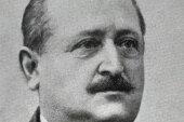 Max Schreyer - Förster und Dichter, lebte von 1845 bis 1922