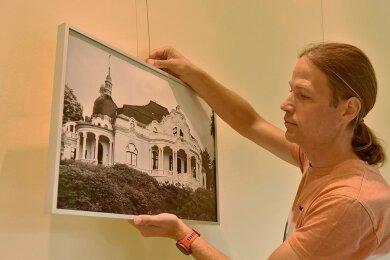 Der Auerbacher Fotograf Danny Otto stellt bis Ende August Fotos im Kurhaus Bad Elster aus.