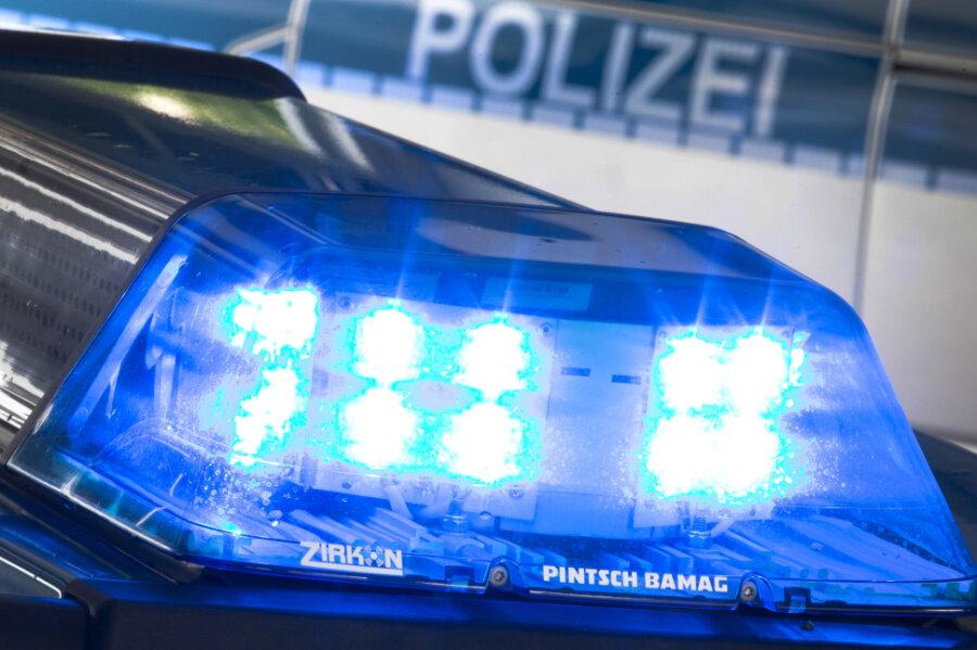 32-Jähriger in Crimmitschau angeschossen - Polizei sucht nach Zeugen