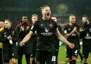 Der 1. FC Nürnberg kommt im DFB-Pokal eine Runde weiter