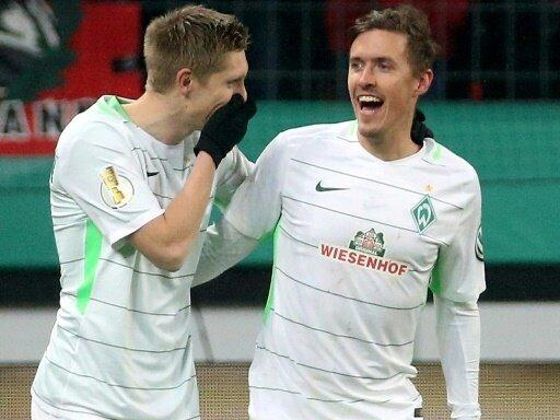 Souveräner Pokalauftritt von Bundesligist Werder Bremen