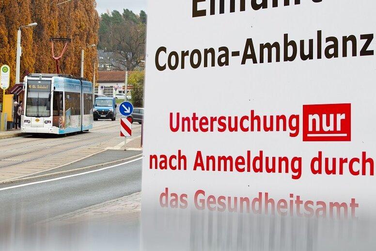 Corona-Lage im Vogtland: Inzidenz nach Sinkflug wieder gestiegen