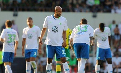 Der VfL Wolfsburg entging nur knapp einer Blamage