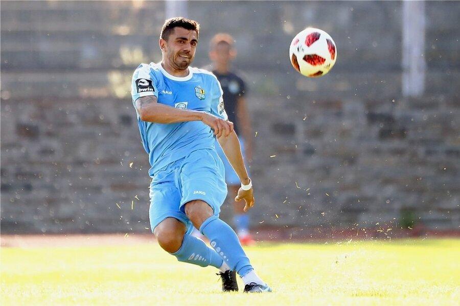 Ballgefühl und Übersicht, gepaart mit jeder Menge Erfahrung: Georgi Sarmov soll der neue Chef im Mittelfeld des Chemnitzer FC werden.