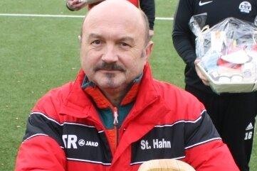 Steffen Hahn.