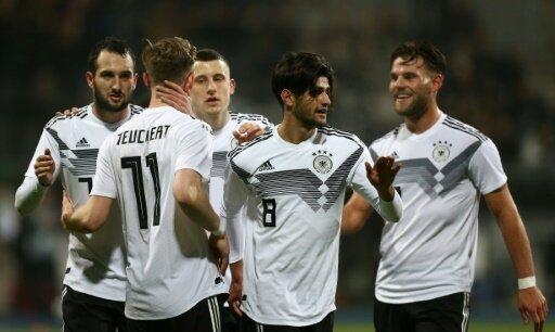 Die U21 feierte gegen Irland einen verdienten Kantersieg