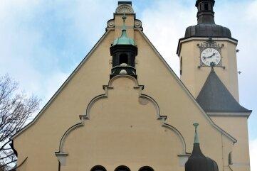 Im Leubsdorfer Kalender für 2021 ist auch ein Motiv der Kirche Hohenfichte enthalten.