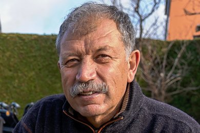 Saboor Rasuli kam vor 35 Jahren als Student aus Afghanistan in die DDR.