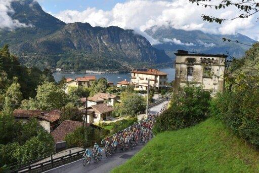 Il Lombardia ist das letzte große Radrennen der Saison