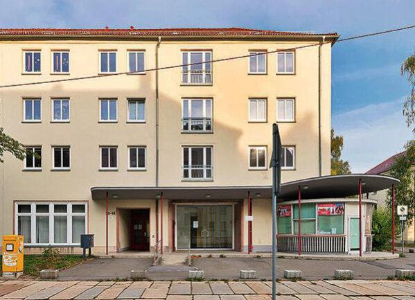 Ehemalige Bankfiliale in Chemnitz / Mindestgebot 39.000 Euro