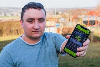 Alexander Krauß wurde im Jahnsdorfer Rathaus ausgebildet. Damals entwickelte er die App, mit der die Gemeinde News verbreiten kann. Anfang Februar trat Krauß eine Stelle bei der Chemnitzer Lebenshilfe an.
