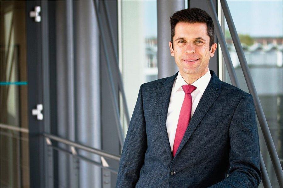 Martin Dix - TU-Professor und Institutsleiter am IWU