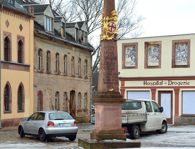 Rochlitz: Leipziger Investor will denkmalgeschützte Gebäude retten