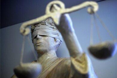 Der Angeklagte wurde am Dienstag vorm Auerbacher Amtsgericht freigesprochen, nachdem sein Sohn eine Falschaussage eingeräumt hat. Foto: Peter Steffen/dpa