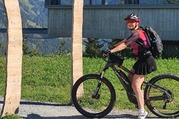 Stadtgeflüster: Auf das Rad und ab in die Berge