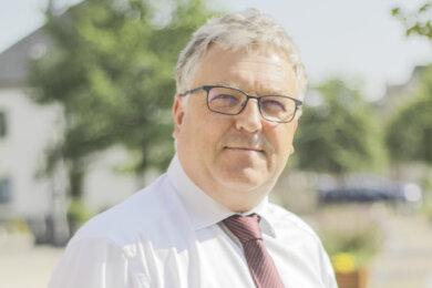 Jörg Hartmann (parteilos), Bürgermeister von Elterlein