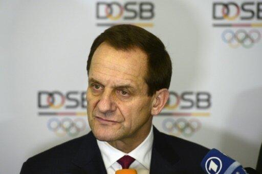 Alfons Hörmann bleibt Präsident beim DOSB