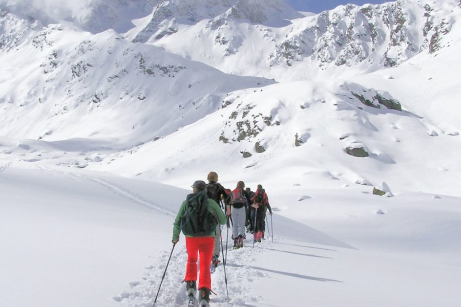 Mitglieder des Alpenvereins berichten von ihren Touren