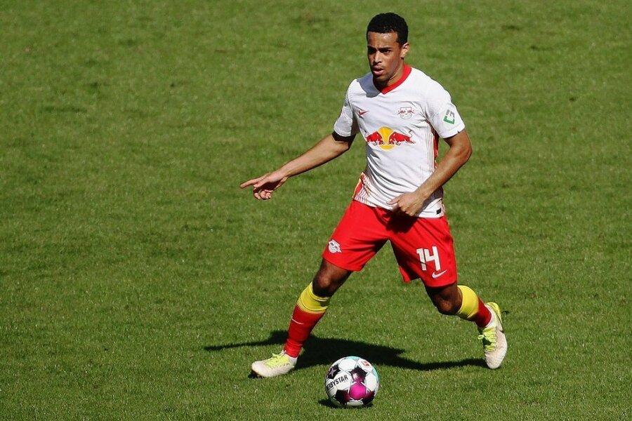 Tyler Adams will sein zweites DFB-Pokalfinale anders als das erste gern als Sieger beenden.
