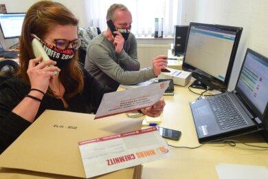 Die Telefone glühen derzeit in der Geschäftsstelle der Niners, weil die Fans wissen wollen, wie und wann der Kartenvorverkauf startet. Die Coronafälle im Bundesligateam haben in den vergangenen Tagen bei den Mitarbeitern Sarah Schulze und Matthias Pattloch für zusätzlichen Stress gesorgt.