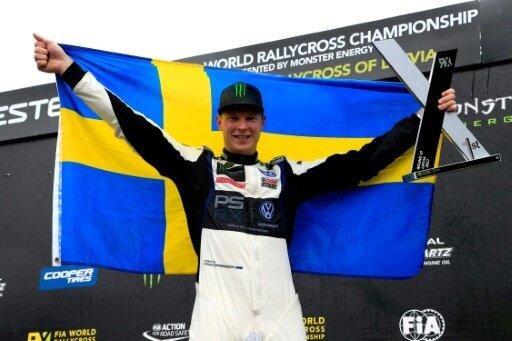 Johan Kristoffersson siegt bei der Ralleycross-WM