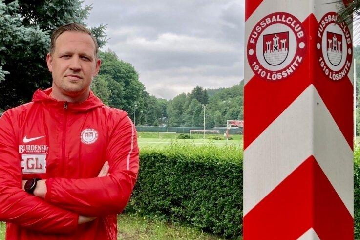 Ex-Veilchen Enrico Kern aus Lindenau hat den Trainerposten beim Fußball-Landesligisten FC Lößnitz übernommen.