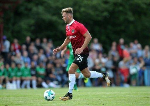 Füllkrug brachte Hannover mit seinem 1:0 früh auf Kurs