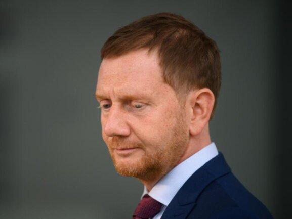Michael Kretschmer (CDU), Ministerpräsident von Sachsen.