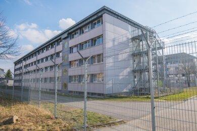 In der Erstaufnahmeeinrichtung in Schneeberg waren am vergangenen Mittwoch 446 Flüchtlinge untergebracht.