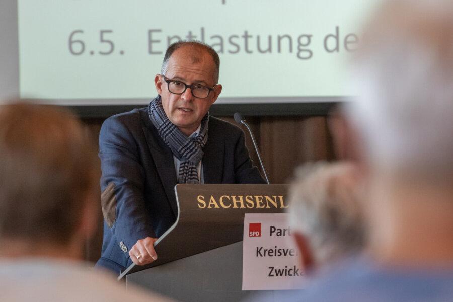 SPD-Politiker will Kreistag fernbleiben
