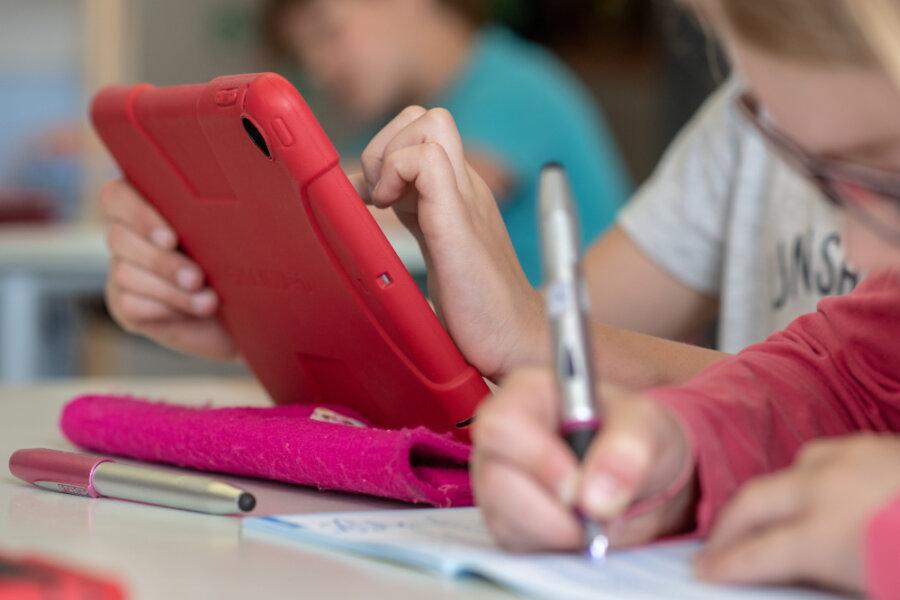 Geld für digitales Lernen