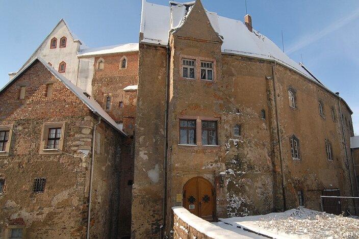 Drei Interessenten mit unterschiedlichen Konzepten bewerben sich um Schloss Sachsenburg.