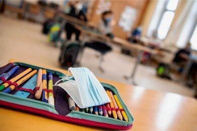 Schule unter Corona-Bedingungen.