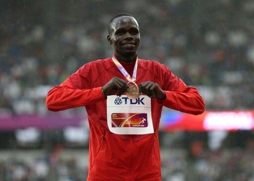Positiver Dopingtest: Kipyegon Bett suspendiert