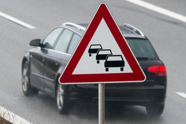 Nach Super-Stau in Aue: Dr.-Otto-Nuschke-Straße wieder frei